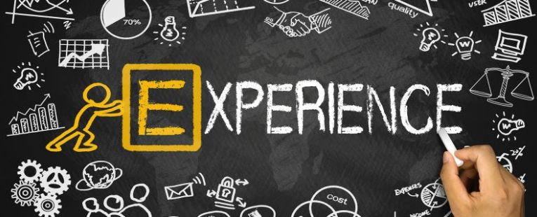 digital marketing experience