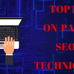 Top 12 On-Page SEO Techniques in 2019