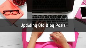 updating old blog post