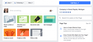 How to create Facebook Business Page for Facebook Marketing