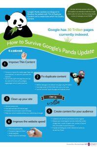 Panda Algorithm against Plagiarism