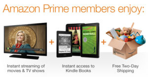 Amazon Prime Subscription