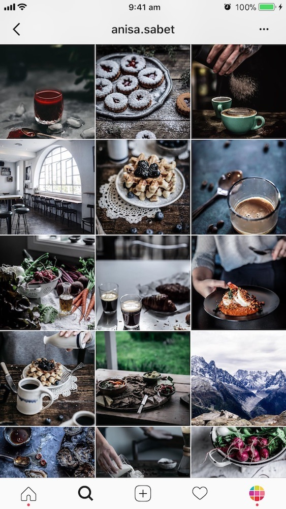 instagram marketing for restaurants