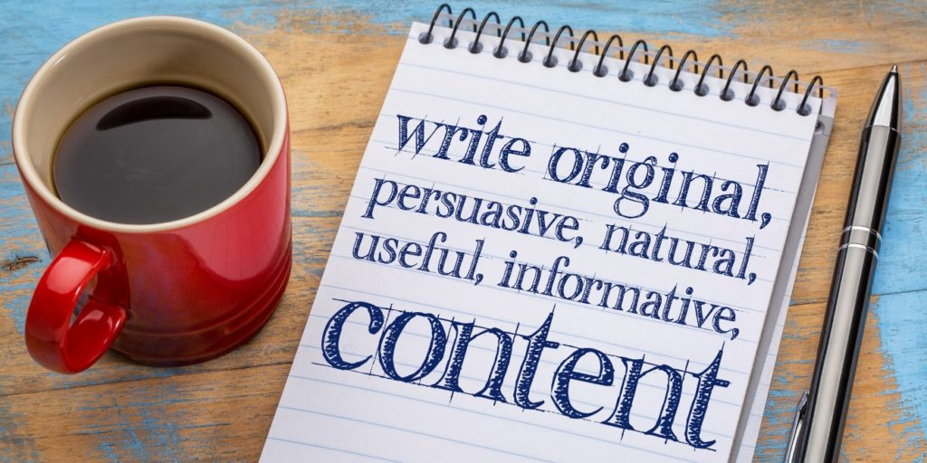 skills of a content writer